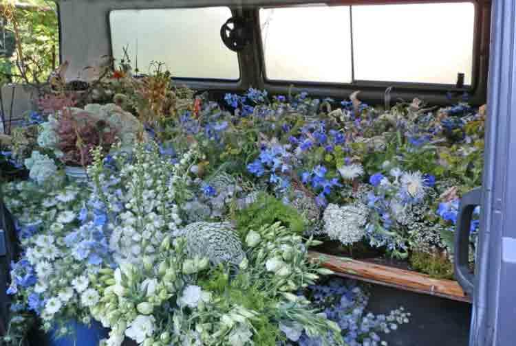 2015 Alda's Storied Maine Wedding Flower Celebrations